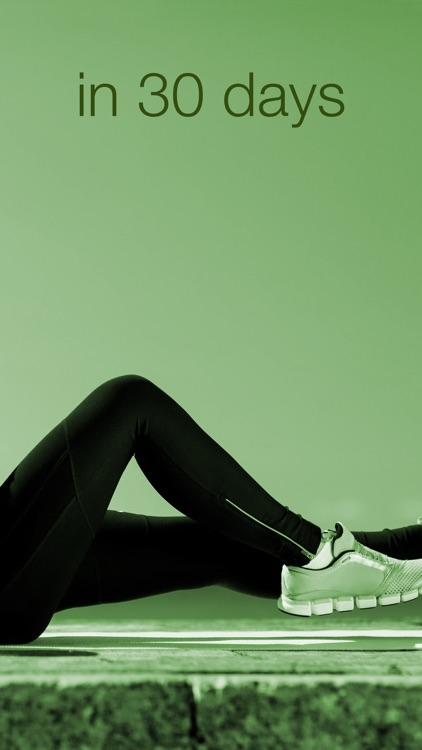 Situps 100 - 30 days workout challenge