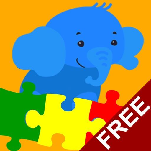 Puzzle Elephant - FREE