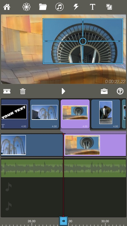 Pinnacle Studio - video editing screenshot-2
