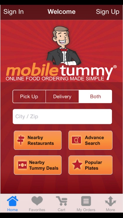 MobileTummy screenshot-0