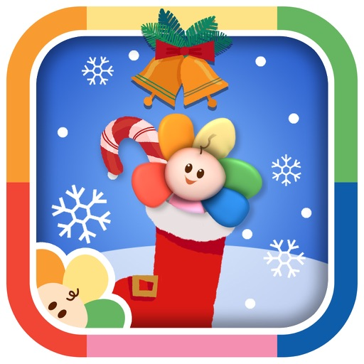 Christmas Activity Book by BabyFirst