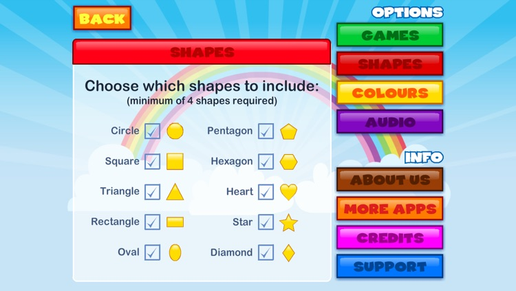 Shapes with Lucky the Leprechaun screenshot-4
