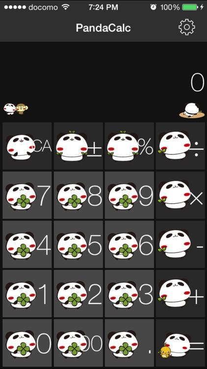 PandaCalc screenshot-4