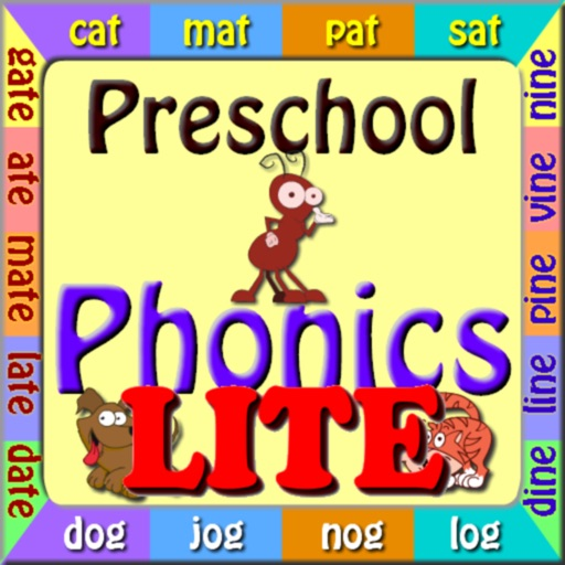 Preschool Phonics Lite