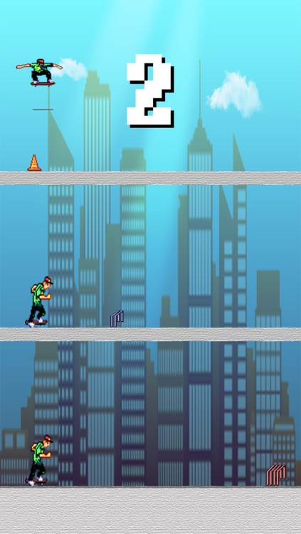 Make them Skate - no one jump or dies today! screenshot-3