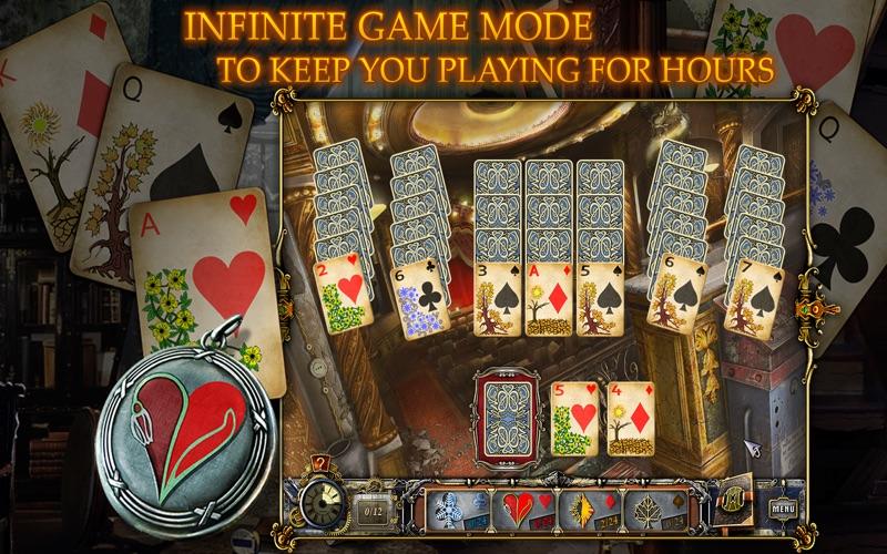 Solitaire Mystery: Four Seasons (Full) screenshot 5