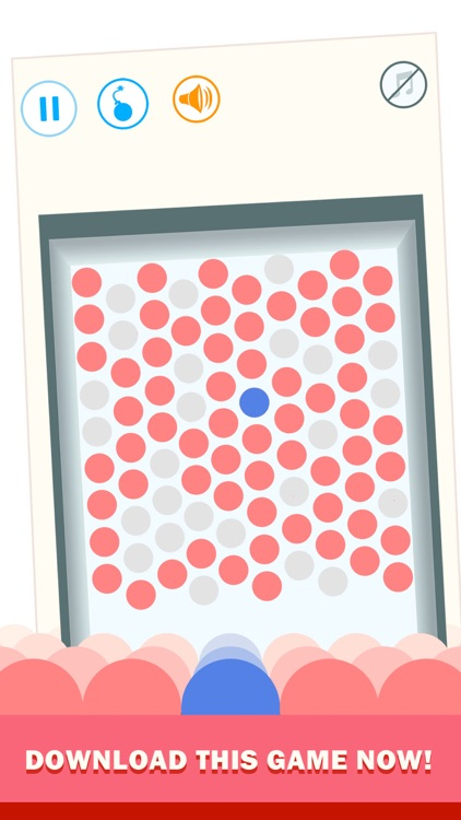 Circle the Ball - Avoid the Dot to Escape the Factory Square screenshot-3
