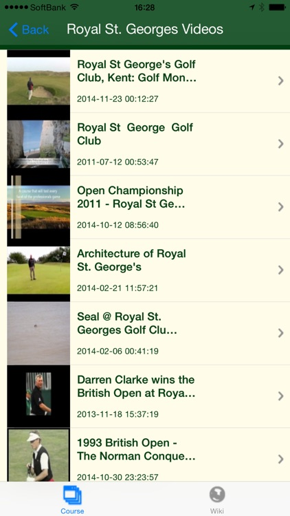Perfect Golf Courses of the World screenshot-3