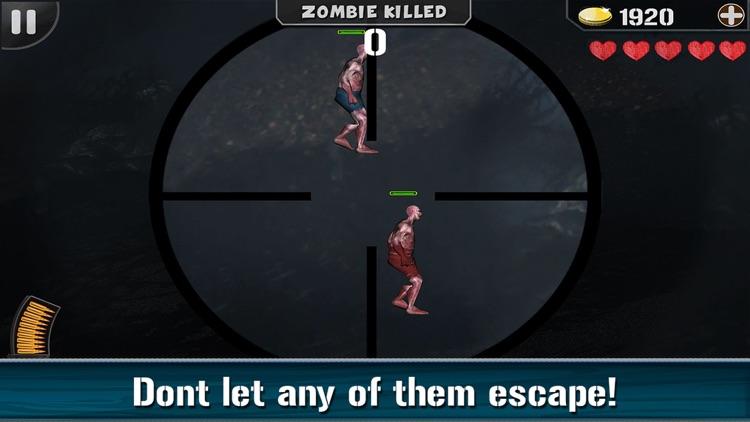 Stupid Zombie Shooter screenshot-3