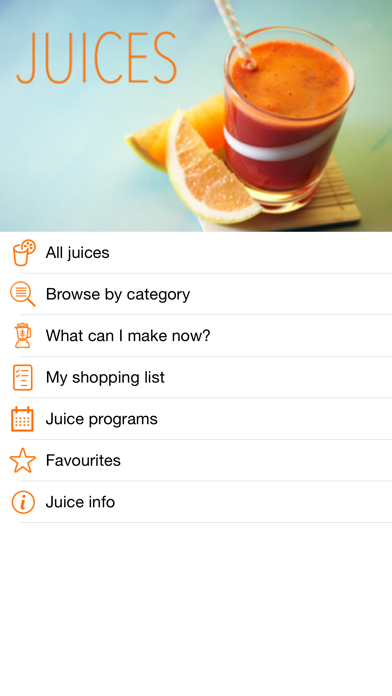 Juices: The Best Juice & Smoothie Recipes from Nourish for pc