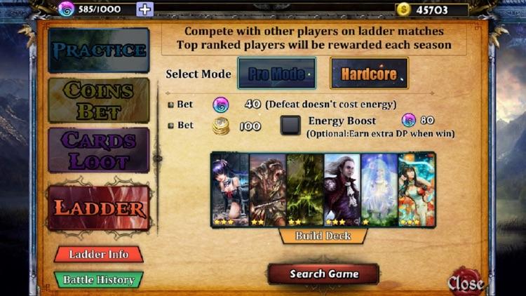Epic Cards Battle (TCG)
