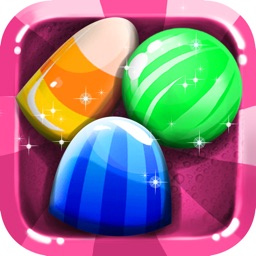 `` Ace Candy Mania `` - fun match 3 rumble of rainbow puzzle's for kids free