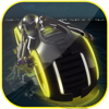Boolicious Apps - Light Speed Bike : Motor Cycle Rider Game Pro artwork