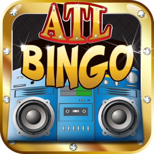 Bingo ATL Hip Hop Board Game FREE icon