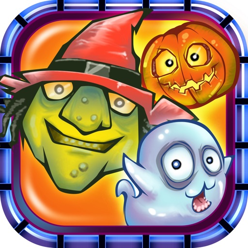 Halloween Match 3 Spooky Holiday Game FREE