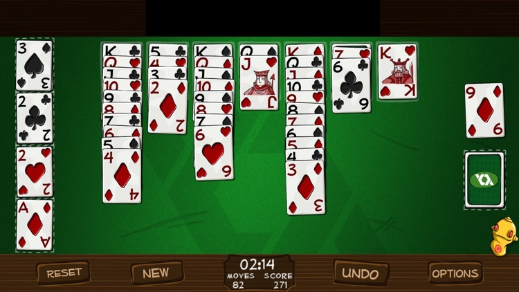Simply Solitaire HD screenshot-0