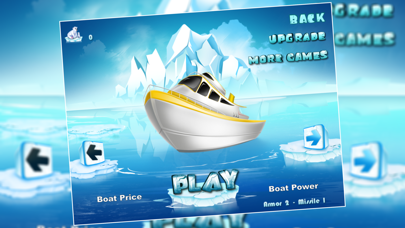 Naval Ice Breaker : The Arctic Journey To Save Polar Bears - Free Edition screenshot two