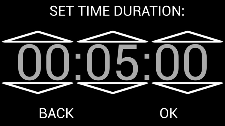 Talk Timer Clock screenshot-2