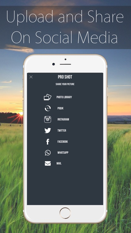 Pro Shot Photo Editor - Custom Text, Filters, Effects, Stickers, and More screenshot-3