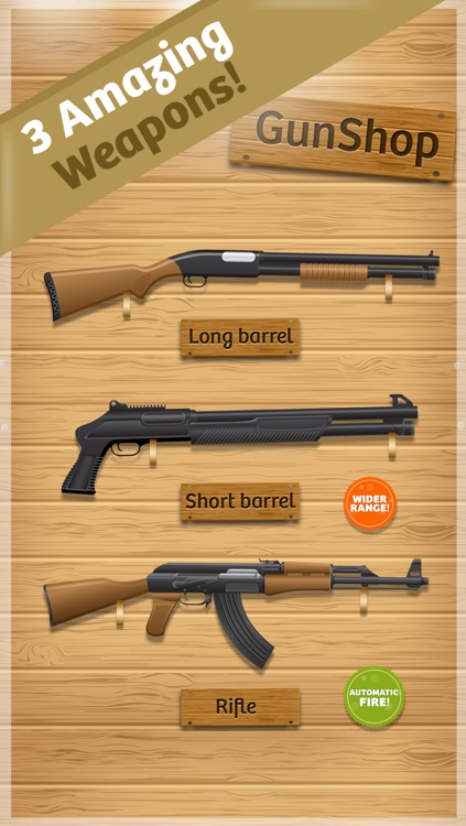 Stickman Skeet Shooting -  The Clay Pigeon Hunt FREE