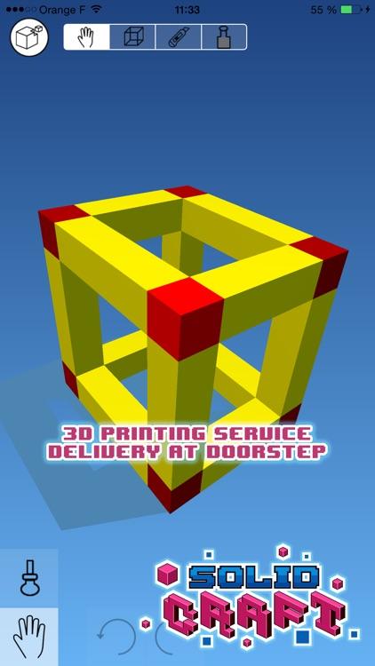 Solid Craft - Create & Print 3D Pixel Blocks Creations