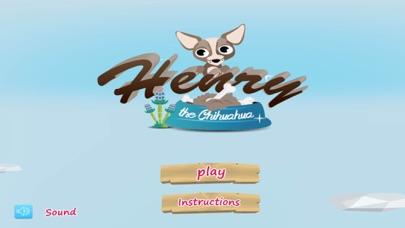 Henry the Chihuahua Free screenshot one