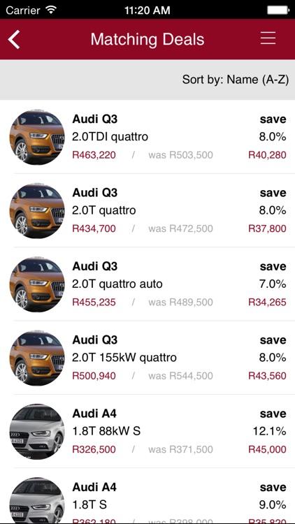 New Car Deals screenshot-3