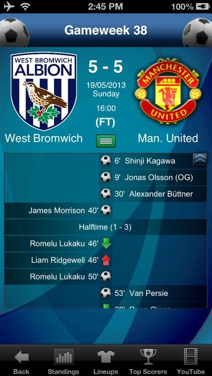 Premier League Football Pro