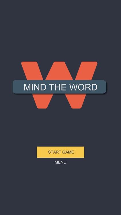 Mind the word screenshot-3