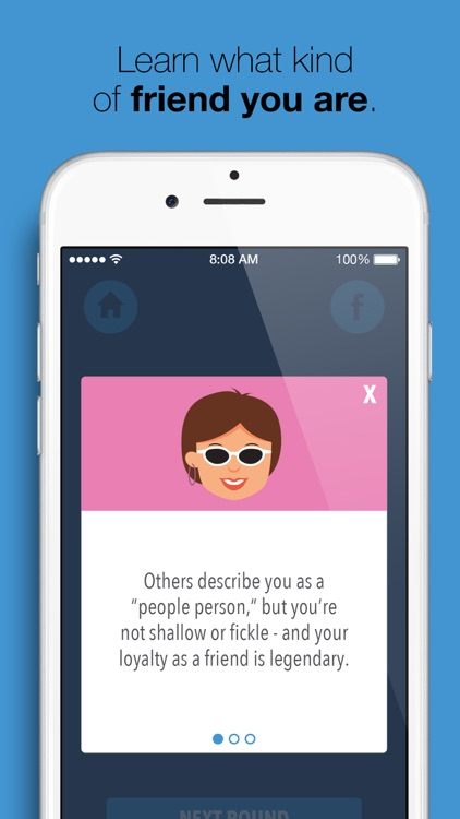 Friend Score - play, compare answers & get insights screenshot-4