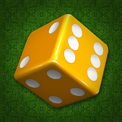 A1 Lucky Casino Farkle Mania Pro - world casino gambling dice game icon