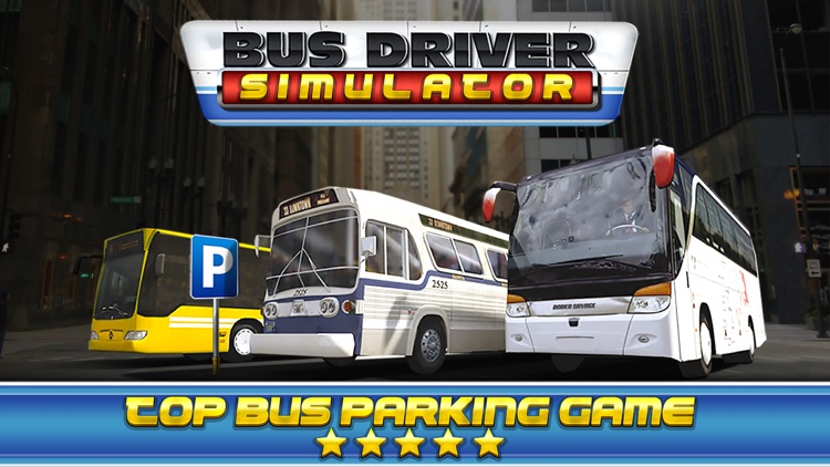 3D Bus Driver Simulator Car Parking Game - Real Monster Truck Driving Test Park Sim Racing Games
