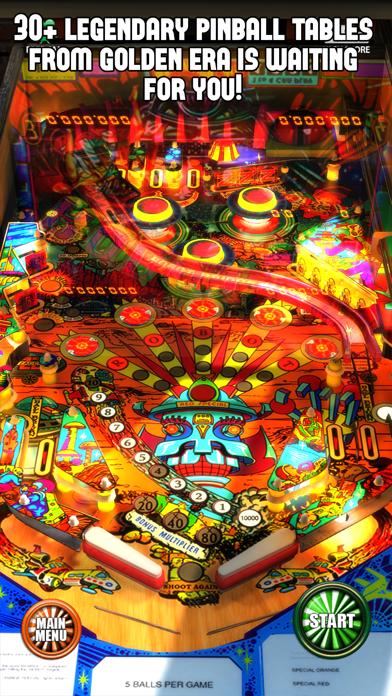 Zaccaria Pinball screenshot three