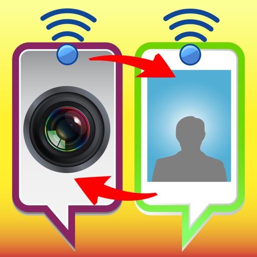 iSelfie - wireless remote selfie camera