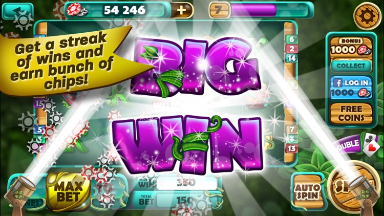 Lucky Spin: Slots Deluxe Game - Big Win Cherry Casino! Las Vegas Slot Games screenshot-3