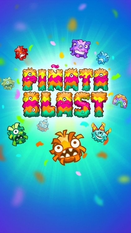 Piñata Blast - Bubble Shooter