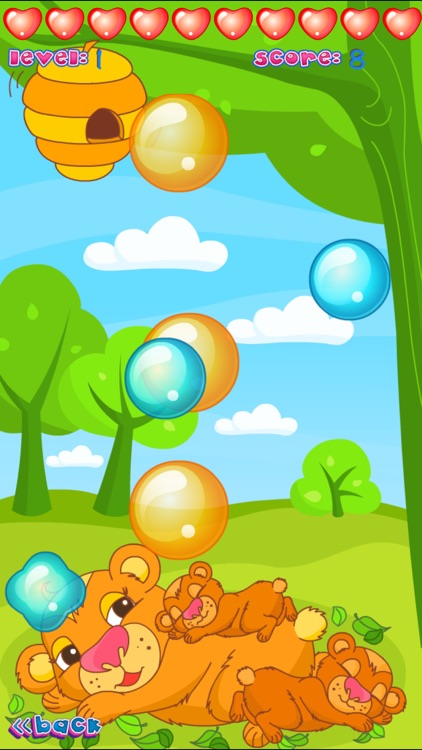 123 Kids Fun BUBBLES - Toddlers Educational Games screenshot-2
