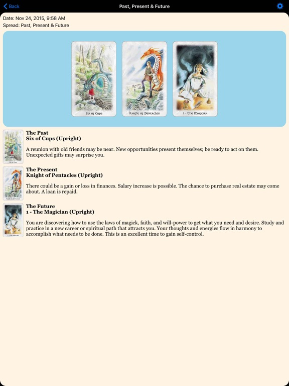 The Celtic Dragon Tarot | App Price Drops