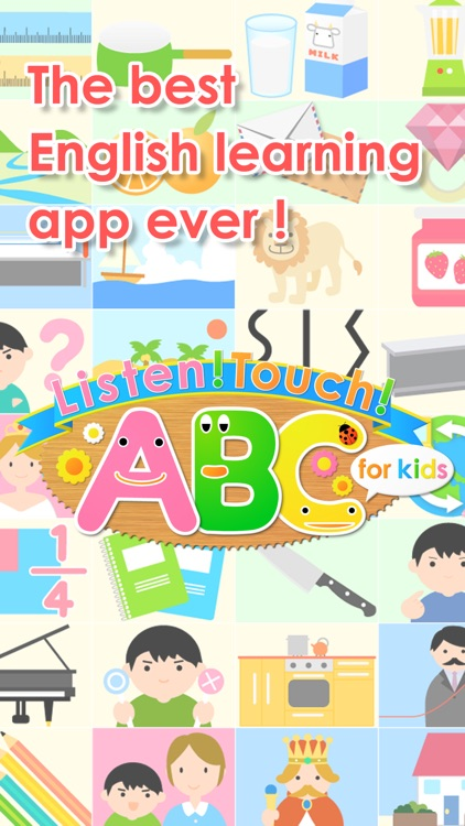 Listen!Touch!ABC for Kids by Anyware Incorporated