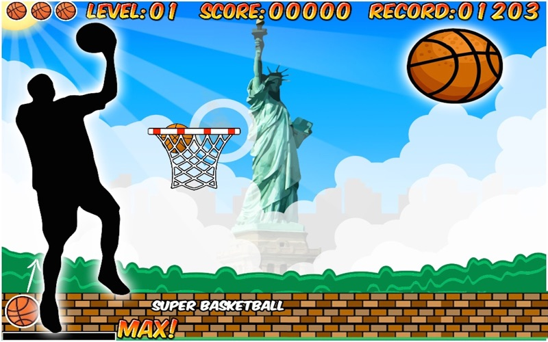 Super Basketball screenshot 5
