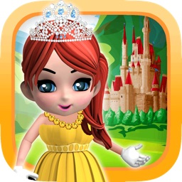 My Little Princess Dress Up Game - A Virtual Beauty Makeover Club Edition - Advert Free App