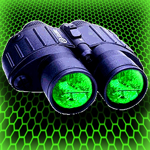 Night Vision Spy - Binoculars (Photo + Video) Goggles Pro