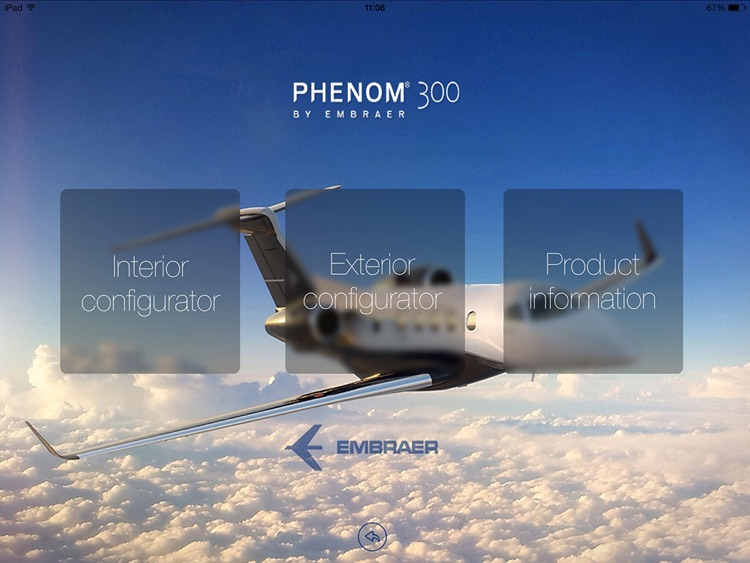 Phenom 300E Configuration Tool screenshot-0
