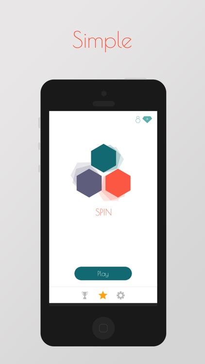 SPIN - A memory game screenshot-3