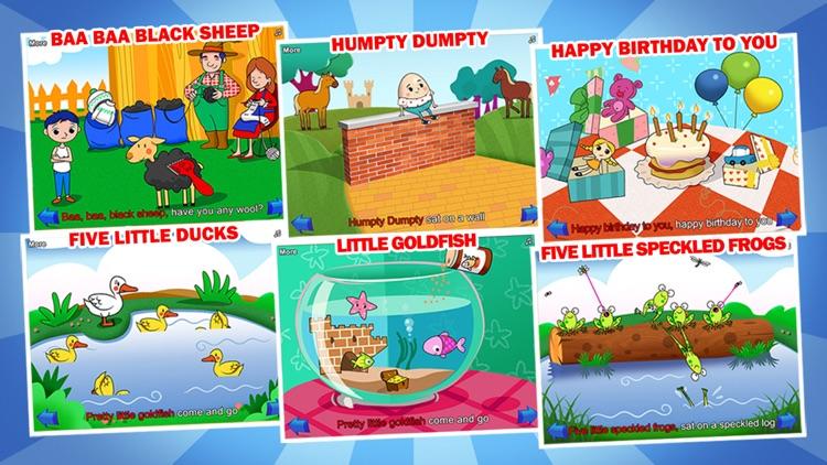 Nursery Rhymes #1 - FREE screenshot-4