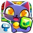 Magic Cats - Jeu de Match 3 Gratuit icon