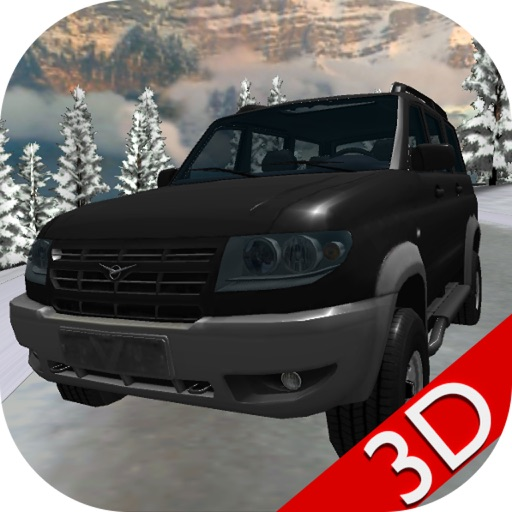 Russian Jeep 4x4 Racing 3D