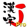 漢字J Pro | 6321漢字 手書き 筆順 読み