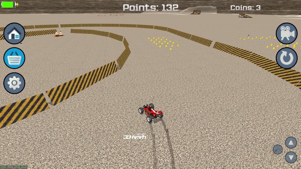RC Car 2 : Speed Drift Cheat Codes