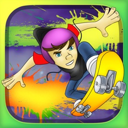 Extreme Skaters – Free Skateboard Racing Game